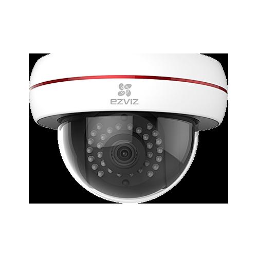 Vandaalikindel kuppelkaamera C4S, IP66, Ezviz