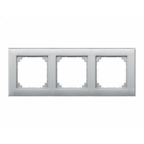 3-ne raam, alumiinium, Schneider Merten System M, M-Plan