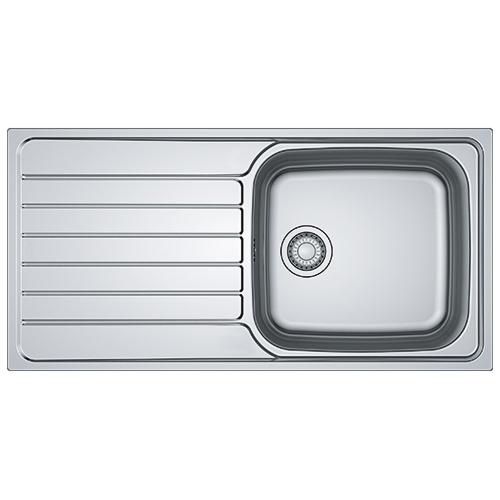 Köögivalamu SKX611-100 100x50cm, nupuga