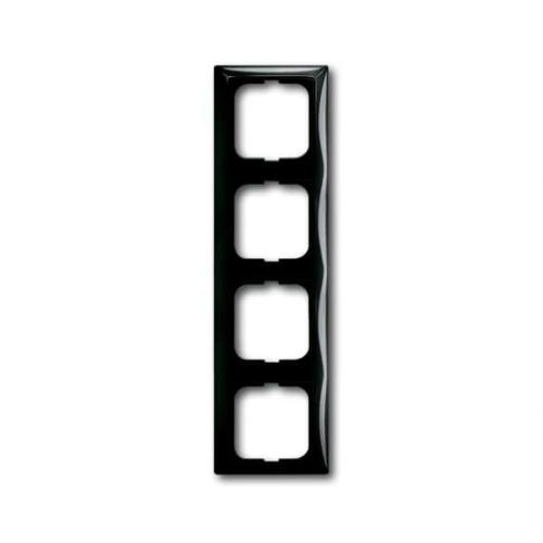 4-ne raam, chateau-black dekoratiivraamiga Basic55