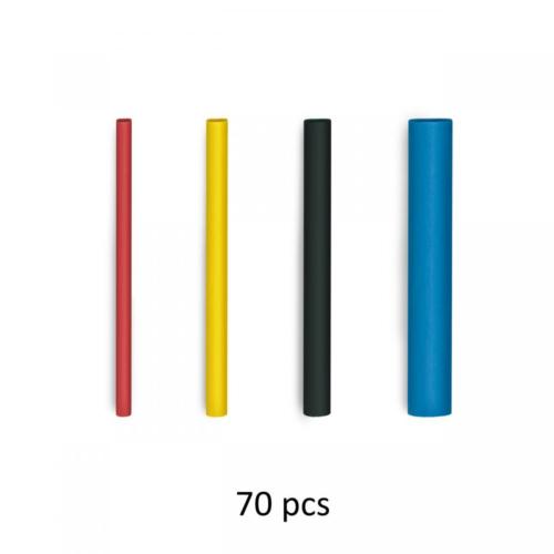 Termokahanevate torude komplekt 1,6-4,8mm, Steinel